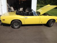 1973 Jensen Healey 